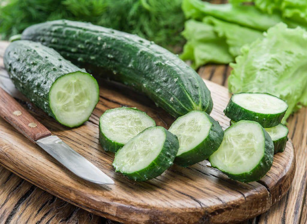 Komkommers kweken