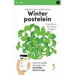 Makkelijke Moestuin zaden Winterpostelein