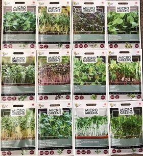 AA Microgreens Zaden Pakket