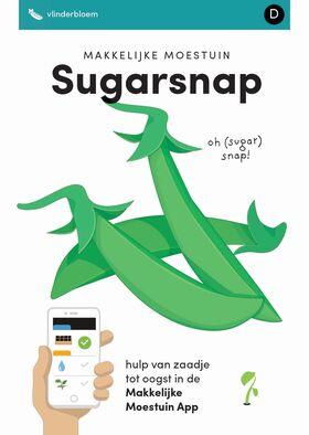 Makkelijke Moestuin zaden Sugarsnap