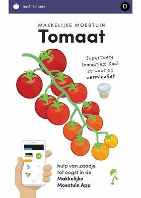 Makkelijke Moestuin zaden Tomaat