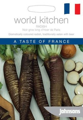 World kitchen radijs zaden