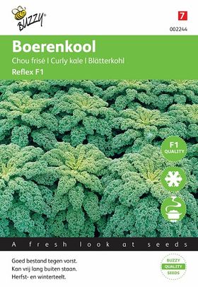 Boerenkool zaden hybride