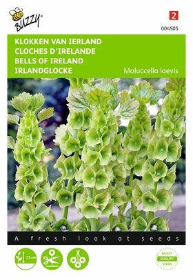 Klokken van Ierland Groene bloemkelken