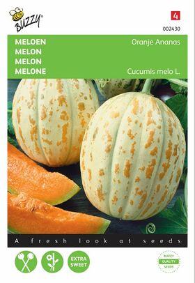 Meloenzaden Oranje