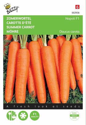wortelen zaden f1 hybride