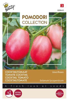 Pomodori Tomaten Uovo Roseo