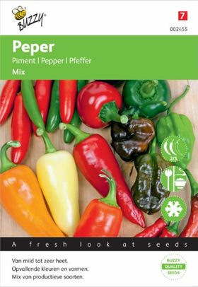 Hete Peper mix