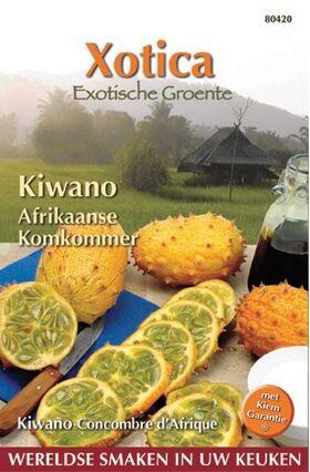 Kiwano Hoornmeloen