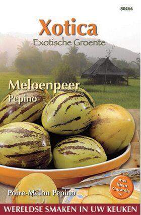 Meloenpeer zaden