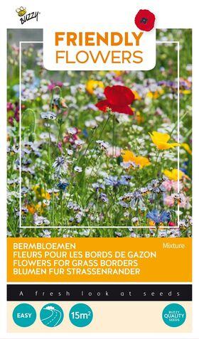 Friendly Flowers Bermenmengsel